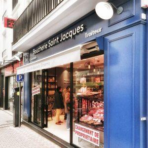 Boucherie St Jacques