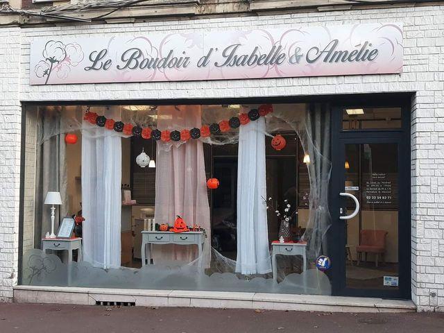 Le boudoir d'amelie et isabelle