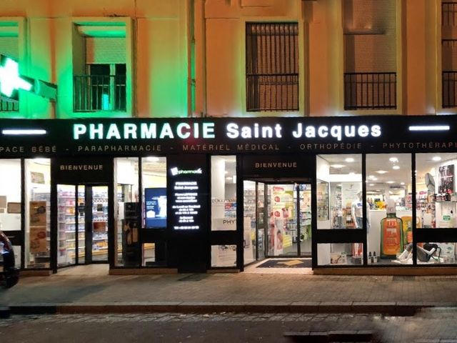 Pharmacie St Jacques
